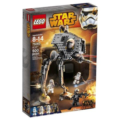LEGO Star Wars: Вездеходная оборонительная платформа AT-DP 75083 — AT-DP — Лего Звездные войны Стар Ворз