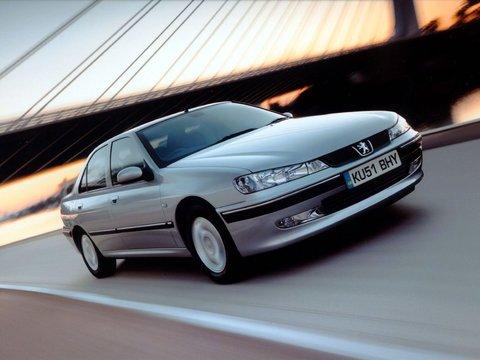 Чехлы на Peugeot 406 1995–2004 г.в.