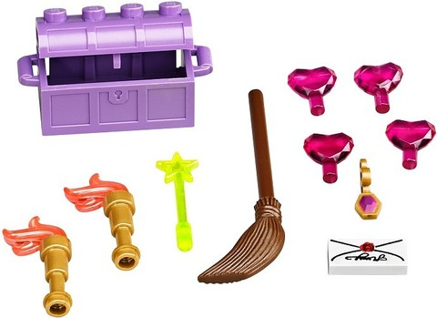 LEGO Disney Princess: Заколдованная карета Золушки 41053 — Cinderella's Dream Carriage — Лего Принцессы Диснея