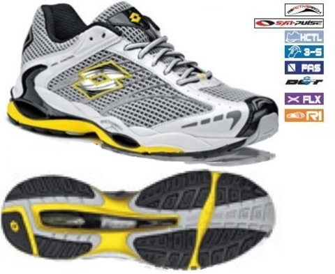 Кроссовки для бега Lotto DETROIT N1142