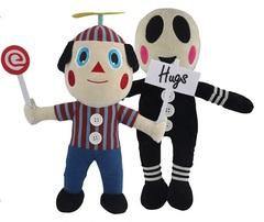 Пять Ночей с Фредди игрушки Марионетка Мальчик с шарами — FNAF