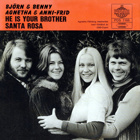 ABBA / He Is Your Brother + Santa Rosa (7