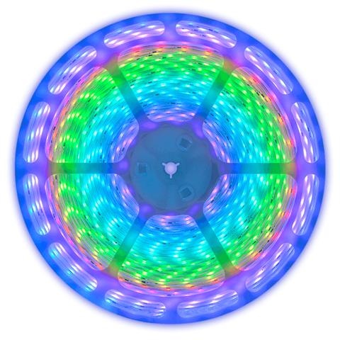 Светодиодная лента 5050 60 LED/m RGB