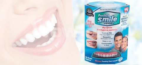 Виниры PERFECT SMILE VENEERS