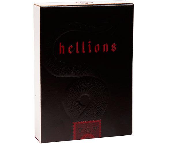 Карты Ellusionist Red Hellions