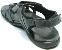 Треккинговые сандалии мужские кожаные летние Mi Lord 2066EKO Blue.