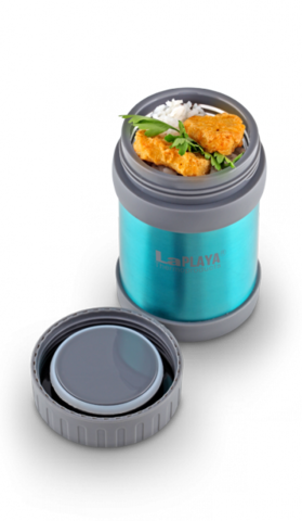 Термос для еды LaPlaya Food JMG (0,35 литра), зеленый