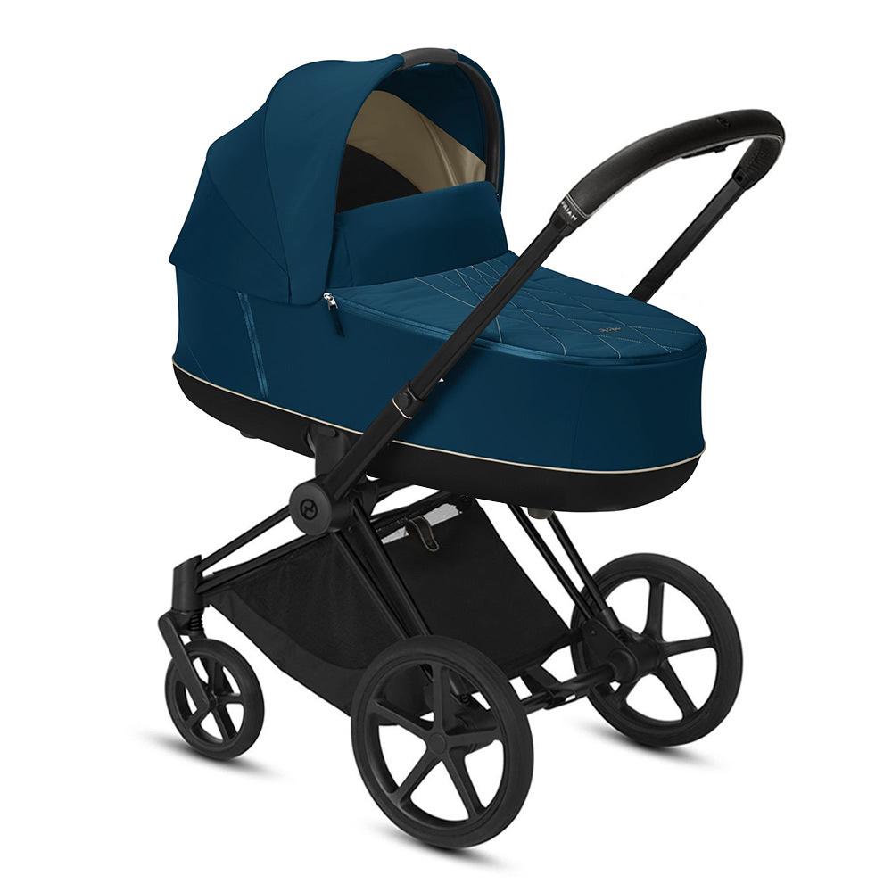 Коляска для новорожденных Cybex Priam III 2020 Коляска для новорожденных Cybex Priam III Mountain Blue Matt Black cybex-priam-iii-mauntain-blue-matt-black.jpg