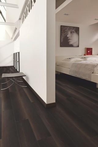 Fumed Oak dark | Ламинат QUICK-STEP UFW1540