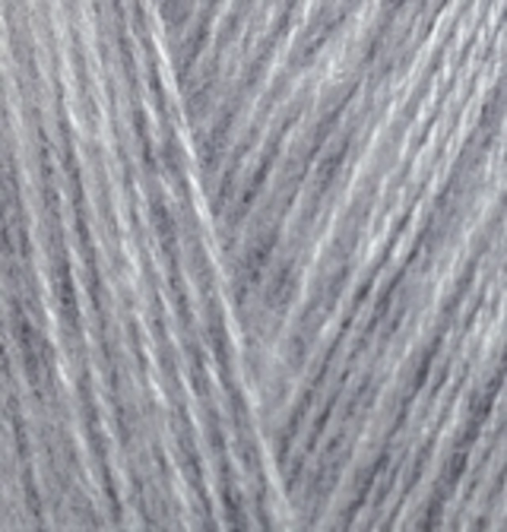 Купить Пряжа Alize Angora Gold Код цвета 614 | Интернет-магазин пряжи «Пряха»