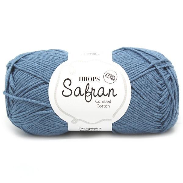 Пряжа Drops Safran 06 джинс