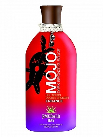 Крем Mojo Dark Bronzing Sauce (250 мл, 1 шт/упк)