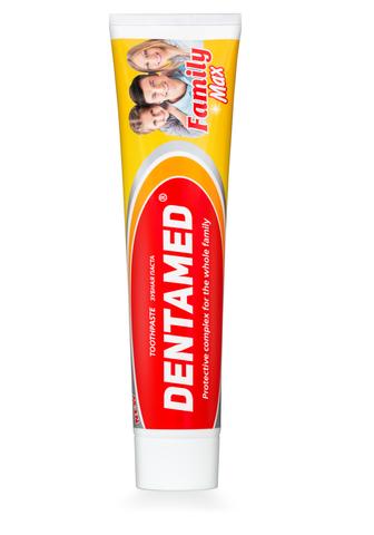 Modum Dentamed Паста зубная Family Max 170г