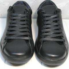 Кроссовки для ходьбы по асфальту мужские GS Design 5773 Black