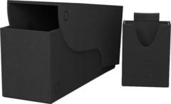 Dragon Shield - Чёрная коробочка Nest+ с отделением для кубиков (300 карт)