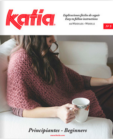 Журнал Beginners 5 Katia