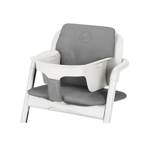 Набор мягких чехлов к стульчику Cybex Lemo Comfort Inlay Storm Grey