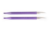 Спицы KnitPro Zing съемные 7 мм 47509