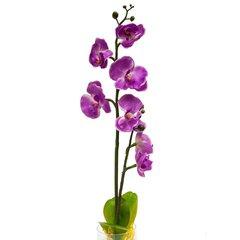 Декоративный светильник «Орхидея», фиолетовые цветы, PL307 (Feron)