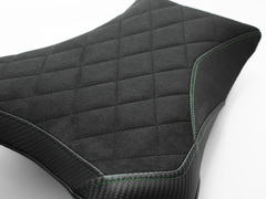 NINJA ZX-6R 19 Diamond Rider Seat Cover