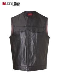 Жилет кожаный John Doe MC Outlaw Vest