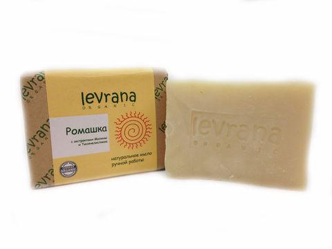 Levrana, Ромашка, натуральное мыло, 100гр