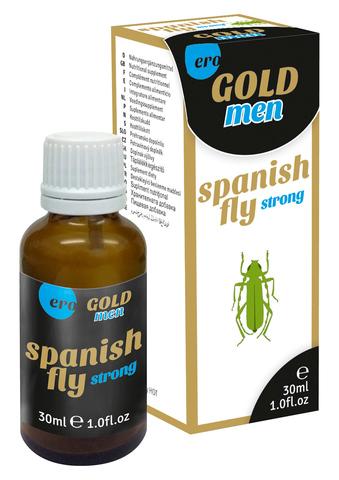 Возбуждающие капли для мужчин Spanish Fly Gold Drops - Strong – Men, 30 мл.