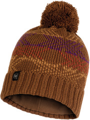 Шапка вязаная с флисом Buff Hat Knitted Polar Garid Tundra Khaki