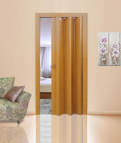 Дверь гармошка, миланский орех