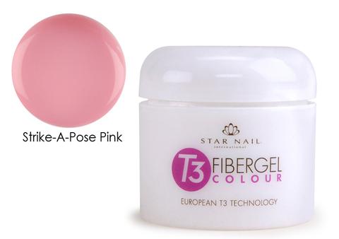 Гель Т3 с кератином камуфлирующий поразительно-розовый 28,4 г