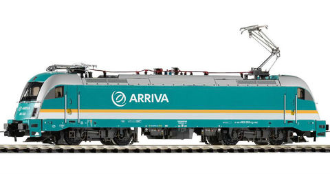 Piko 59904 Электровоз BR 183, 1:87