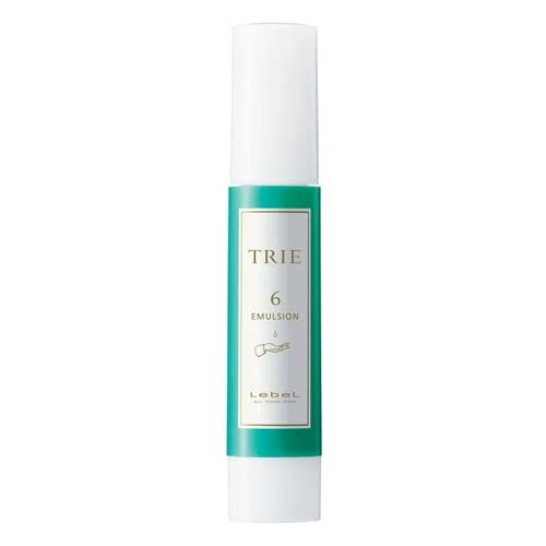 Lebel Trie Move Emulsion 6 - Моделирующий крем для тонких волос короткой и средней длины