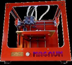 Фотография — 3D-принтер MAGNUM Creative 2 PRO