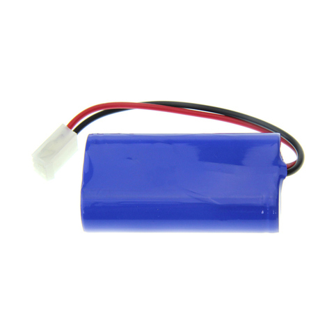 Аккумуляторная сборка 2 элемента 18650 2200 mAh 7.4V для АТОЛ 90Ф