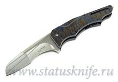 Нож GTC Gustavo Cecchini «50 cal FULL Zirco-Ti»