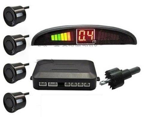 Парковочный Радар ( Парктроник ) Комплект 80D различные цвета в наличии