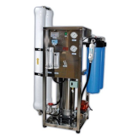 ARO-4500GPD - установка обратного осмоса с насосом (до 18 000 л/сут)