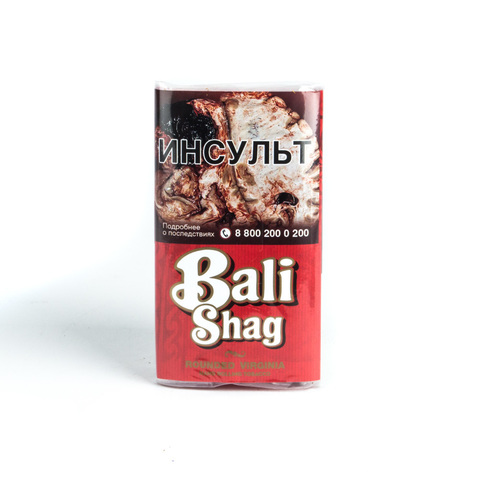 Табак Bali Shag Rounded Virginia 40 г