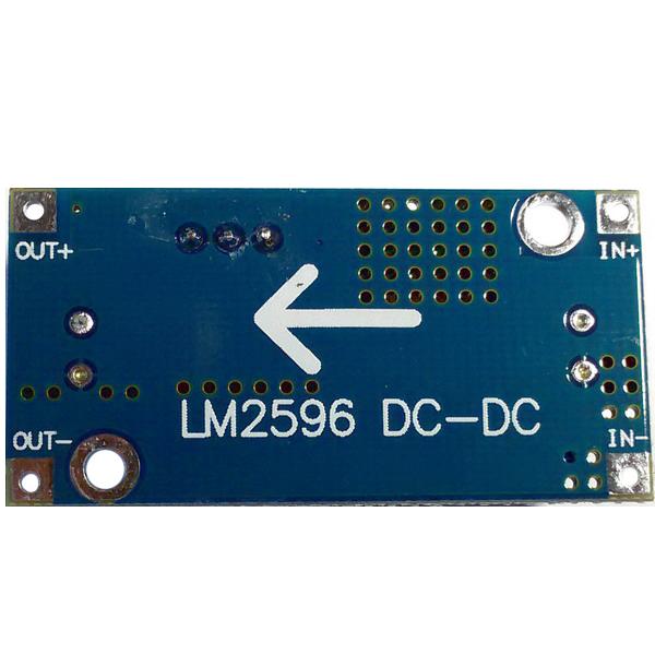 Преобразователь DC-DC LM2596