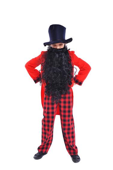 Карнавальный костюм Карабаса Барабаса детский