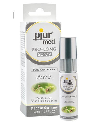 Pjur Med Pro-Long - 100 мл - пропагатор для мужчин для чувствительной кожи