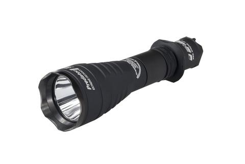 Фонарь светодиодный тактический Armytek Predator Pro v3 XHP 35, 1580 лм, теплый свет, аккумулятор