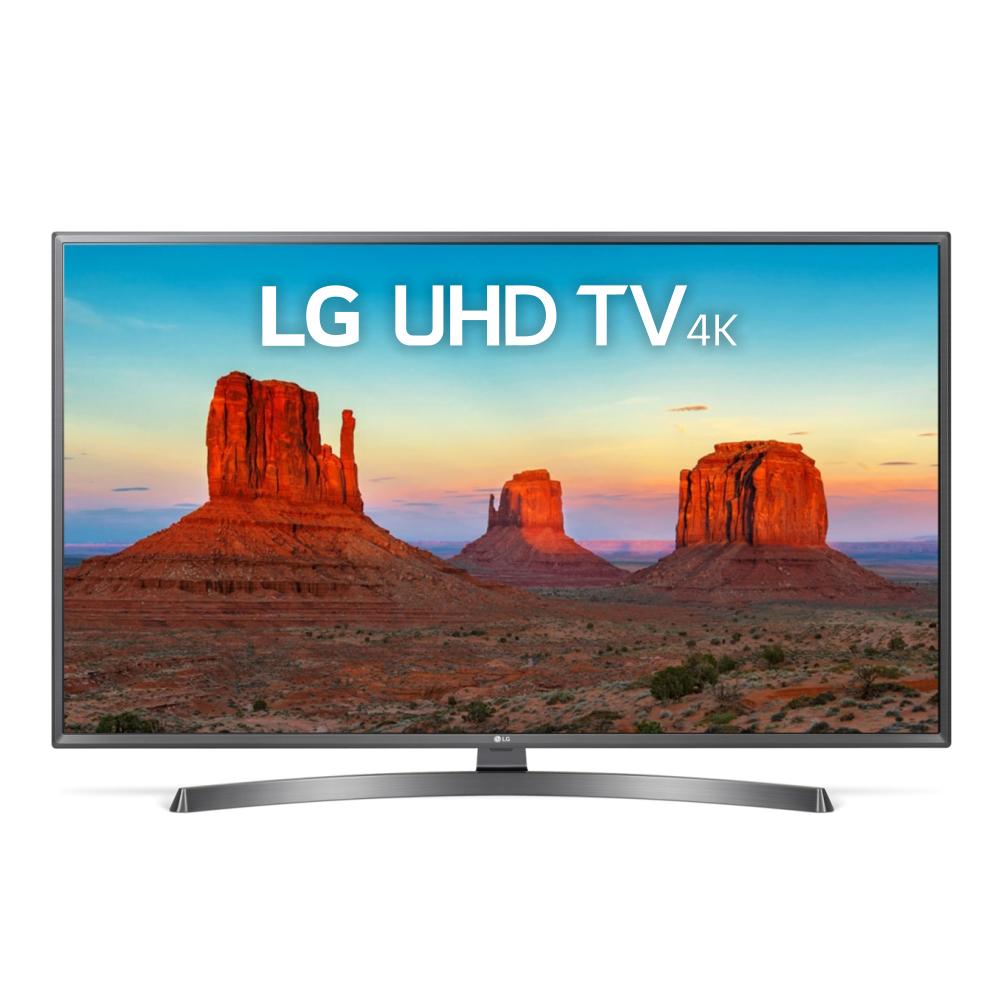 Ultra HD телевизор LG с технологией 4K Активный HDR 43 дюйма 43UK6750PLD фото