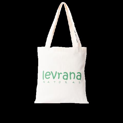 Levrana Эко-сумка Хлопок 35х40 см, ручка 70 см