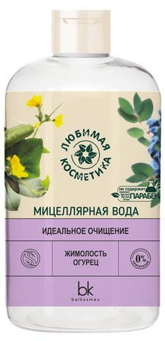 BelKosmex Любимая косметика Мицеллярная вода идеальное очищение 500мл