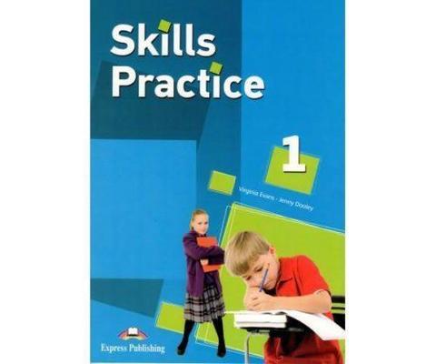 Skills Practice 1. Student's book. Учебник