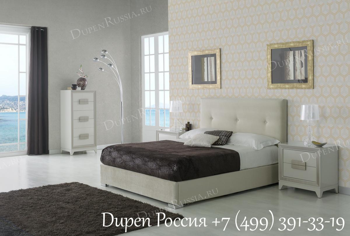 Торшер FL-3009 и Спальня Dupen 881 LOURDES
