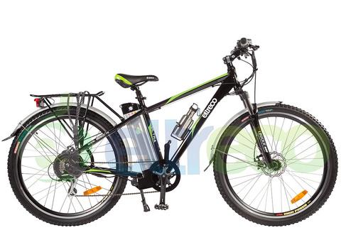 Велогибрид Eltreco Ultra EX Plus 500W