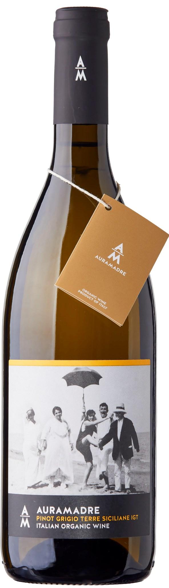 Аuramadre Pinot Grigio Terre Siciliane IGT