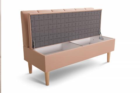 Кухонный диван ЛАЙМ-ВУД модульный